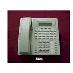 8324SJ PT COMDIAL 24 BUTTON LCD SCS SPEAKER TELEPHONE GRAY REFURBISHED