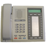 8024S-PT COMDIAL LCD SPEAKER TELEPHONE PLATINUM GRAY REFURBISHED