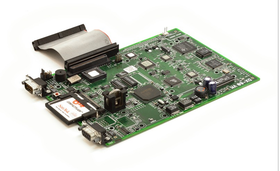 7271a/b Comdial DX80 VM 4 Port Flash Refurbished