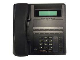 8312SJ FB COMDIAL 12 BUTTON LCD SCS TELEPHONE REFURBISHED
