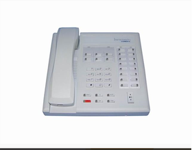 2122X PT COMDIAL IMPRESSION 22 BUTTON STANDARD TELEPHONE PLATINUM REFURB
