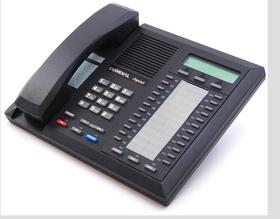 8024S GT COMDIAL LCD SPEAKER TELEPHONE FLAT BLACK REFURBISHED