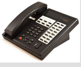 2122X FB COMDIAL IMPRESSION 22 BUTTON STANDARD TELEPHONE FLAT BLACK REFURB