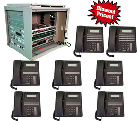 Comdial FX-II 23 X 16 PRI Package